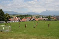 Turnaj dedinských štvrtí 2018a 3.Hybský guláš cup