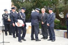 Richtársky deň - Naslávu hasičom